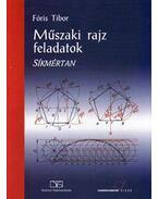 TM-11212/1 MűSZAKI RAJZ FELADATOK -SÍKMÉRTAN