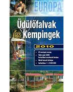 Üdülőfalvak és Kempingek - Európa 2010