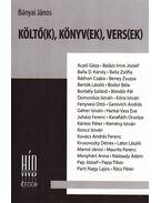 KÖLTŐ(K), KÖNYV(EK), VERS(EK)