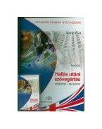 Gazdasági Hallás utáni szövegértés - angol (könyv + audio CD)