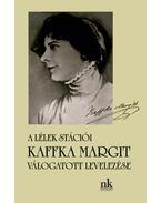 Kaffka Margit válogatott levelezése.