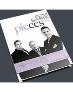 PIECES - PETER SARIK TRIO - CD + KÖNYV -