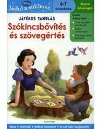 Játékos tanulás:Szókincsbővítés és szövegértés - Hercegnők 6-7 éveseknek