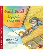Léghajóval a világ körül - Hangoskönyv - Durell, Gerald