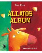 Állatos album - lapozó - Kiss Ottó