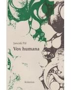 Vox HumanaVersek