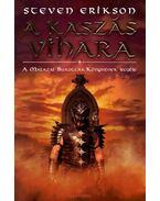 A Kaszás vihara - A Malazai Bukottak Könyvének regéje VII. - puha borítós