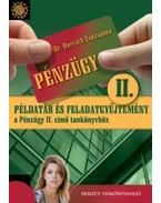Pénzügy I. Példatár. Vállalkozásfinanszírozás