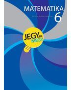 MATEMATIKA 6. - JEGYRE MEGY!