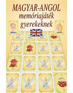 Magyar-angol memóriajáték gyerekeknek