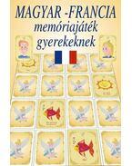 Magyar-francia memóriajáték gyerekeknek