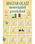 Magyar-olasz memóriajáték gyerekeknek