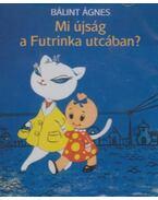 Mi újság a Futrinka utcában - hangoskönyv