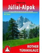 Júliai-Alpok - Rother túrakalauz