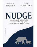 Nudge - Jobb döntések egészségről, pénzről és boldogságról - a pénzügyi válság után -