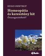 Homeopátia és keresztény hit - Összeegyeztethető?