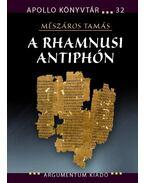 A rhamnusi Antiphón