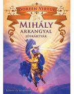 Mihály arkangyal jóskártyák