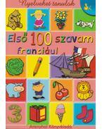 Első 100 szavam franciául