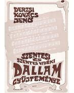 Derzsi Kovács Jenő szentesi és Szentes vidéki dallamgyűjteménye