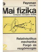 Relativisztikus mechanika - Forgó- és rezgőmozgás