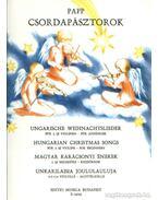 Csordapásztorok - Magyar karácsonyi énekek 2 (3) hegedűre kezdőknek