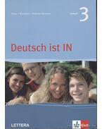Deutsch ist IN 3 (Arbeitsbuch + Lehrbuch)