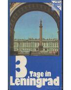3 Tage in Leningrad