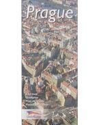 Prague City map - --