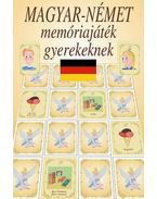 Magyar-német memóriajáték gyerekeknek - kiejtéssel
