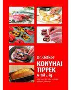Dr. Oetker  Tippek sütéshez-főzéshez - Oetker dr.