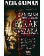 Sandman,az Álmok Fejedelme:Párák évszaka - Képregény 4.kötet