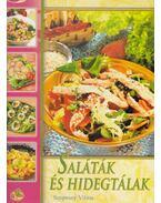 Saláták és hidegtálak