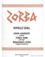 Zorba - Nyolc dal (Ének és zongora)
