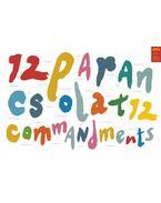 12 parancsolat - 12 Commandments
