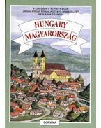 HUNGARY - MAGYARORSZÁG * CHILDREN'S ACTIVITY BOOK MUNKAFÜZET
