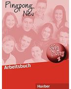PINGPONG NEU 1. ARBEITSBUCH