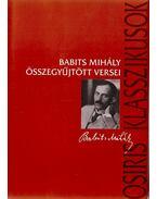 Babits Mihály összegyűjtött versei