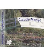 Claude Monet -  Művészképző-sorozat