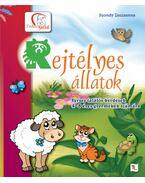 Rejtélyes állatokVerses találós kérdések4-8 éves gyermekek számáraMatricákkal