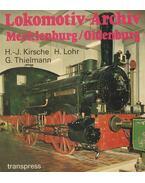 Lokomotiv-Archiv Mecklenburg/Oldenburg