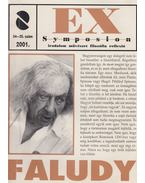 EX Symposion 2001/34-35. (Aláírt)