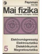 Elektromágnesség - Elektrosztatika - Dielektrikumok - Magnetosztatika