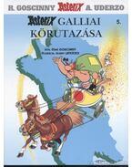 Asterix galliai körutazása