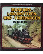 Museumslokomotiven und -Triebwagen