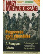 Nagy Magyarország 2009. augusztus