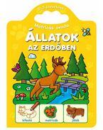 Matricás óvoda - Állatok az erdőben