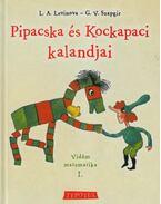 PIPACSKA ÉS KOCKAPACI KALANDJAI - VIDÁM MATEMATIKA I.