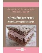 Süteményreceptek - nem csak cukorbetegeknek