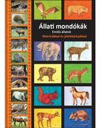 Állati mondókákEmlős állatokMatricákkal és játékkártyákkal